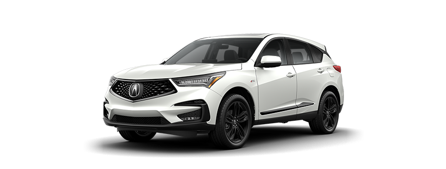 New 2019 Acura Rdx With A Spec Package 4d Sport Utility In Houston