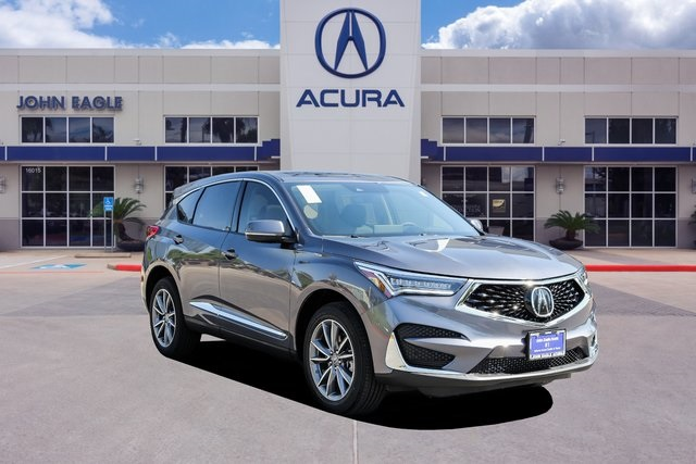 New 2020 Acura Rdx Sh Awd With Technology Package 4d Sport Utility