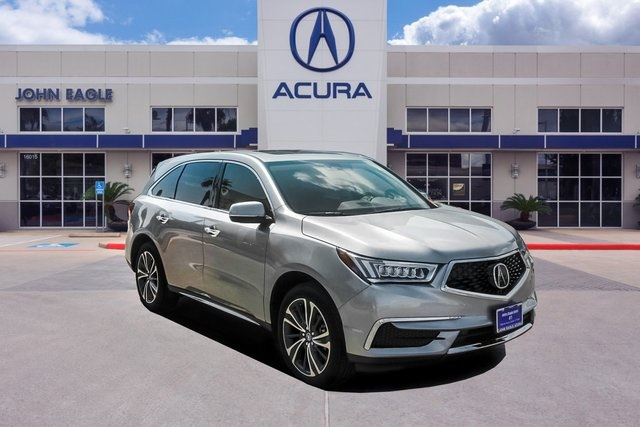 Certified Pre-Owned 2020 Acura MDX with Technology Package