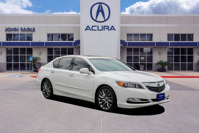 Pre-Owned 2016 Acura RLX