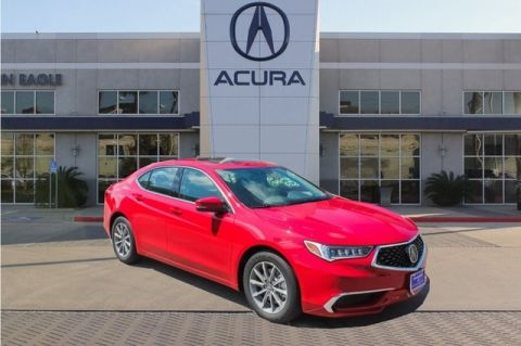 Certified Pre-Owned 2019 Acura TLX 2.4 8-DCT P-AWS with Technology Package