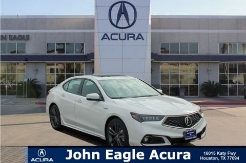 New 2019 Acura TLX 2.4 8-DCT P-AWS with A-SPEC