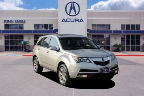 Pre-Owned 2012 Acura MDX 3.7L Advance Package