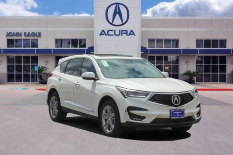 Certified Pre-Owned 2019 Acura RDX with Advance Package