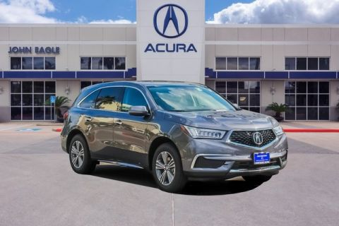 Certified Pre-Owned 2019 Acura MDX Base