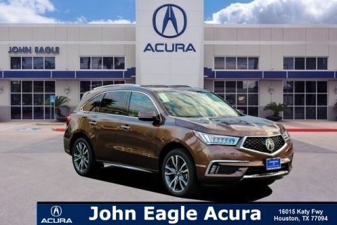 New 2019 Acura MDX ADVANCE 7P ENTERTAINMENT